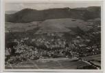 AK Foto Owen Teck vom Flugzeug aus Ortsansicht 1936