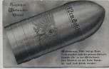 AK Herzlichen Weihnachtsgruss 42 cm Geschütz mit Wappen Adler 1.WK 1915