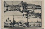 AK Gruss aus Blochwitz Rittergut Gasthof Saal ... b. Lampertswalde 1912 RAR