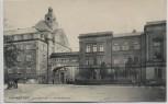AK Darmstadt Justizpalast und Amtsgericht 1910