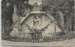 AK Darmstadt Künstlerkolonie Brunnen am Haus Olbrich 1906