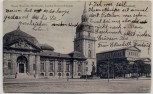AK Darmstadt Neues Museum Hoftheater Landes-Kriegerdenkmal 1908