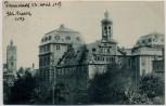 AK Darmstadt Schloss 1907