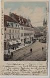 VERKAUFT !!!   AK Erfurt Haus Lucius am Anger 1904