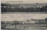 AK Gruss aus der Gartenstadt Hellerau Ortsansicht b. Dresden 1910