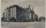 AK Karlsruhe Nebenius-Schule Nebeniusstraße 1910 RAR