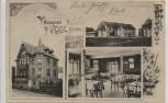 AK Bebra Restaurant Röse 1906 RAR