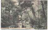 AK Arnstadt Großes Wehr Thüringen 1907
