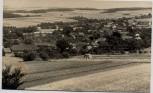 AK Foto Gruß aus Wernburg Ortsansicht b. Pößneck Thüringen 1957