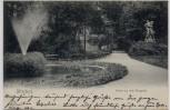 AK Würzburg Partie aus dem Ringplatz 1905 RAR