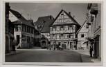 AK Foto Alt Gernsbach Hofstätte mit Gasthaus zur Traube 1935
