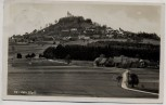 AK Foto Parkstein Oberpfalz Ortsansicht mit Basaltkegel 1939