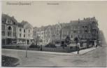 AK Düsseldorf Obercassel Oberkassel Barbarossaplatz 1910 RAR
