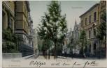 AK Elberfeld Wuppertal Roonstrasse Partie am Brill 1903 RAR