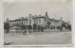 AK Brest-Litowsk Früheres russisches Gymnasium 1.WK Feldpost Weißrussland 1917