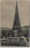 AK Noyon Kriegerdenkmal Oise 1.WK Frankreich Feldpost 1915