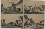 AK Mehrbild Gruss aus Mertingen Straßenansichten Inflation 1922 RAR