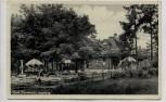 AK Augsburg Waldgaststätte Parkhäusl im Siebentischwald Prof-Steinbacher-Straße 1940 RAR