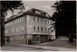 AK Foto Göttingen Hotel Kronprinz 1960