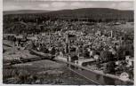 AK Foto Hann. Münden Luftbild mit Camping-Platz 1958