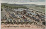 AK Gruß vom Truppenübungsplatz Alten-Grabow Altengrabow 1910