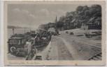VERKAUFT !!!   AK Lauenburg an der Elbe An der Fähre 1930