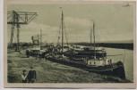 AK Bergeborbeck Fiskalischer Hafen Essen 1920 RAR