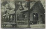 AK Idar Schützenhaus Idar-Oberstein 1907 RAR