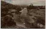 AK Foto Sobernheim Nahe Blick von der Hannesenruhe 1931