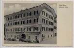 AK Bad Hofgastein Hotel Moser zum Goldenen Adler Österreich 1930