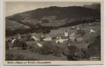 AK Foto Steibis im Allgäu mit Prodel und Rindalphorn bei Oberstaufen 1940