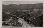 AK Foto Blick auf Schlierbach Aue und Ziegelhausen bei Heidelberg 1938
