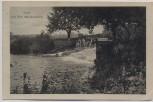 AK Gruß aus Bad Markkleeberg Schwimmbad Familienbad 1911