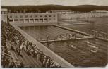 AK Foto Duisburg am Rhein Wasserstadion im Wedausportgelände 1920