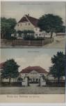AK Gruss aus Rethmar bei Sehnde Schloss und Restaurant zur Silbernen Krone 1908