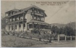 AK Bad Salzig Hotel Pension Trost b. Boppard 1913