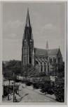 AK Laurahütte Siemianowice Śląskie Kreuz Kirche Schlesien Polen 1940