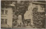 AK Lichtenhainer Wasserfall bei Bad Schandau Lichtenhain Kirnitzschtal Sächsische Schweiz 1910