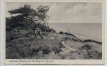 AK Ostseebad Heidebrink Ausblick von Swantus Düne Międzywodzie b. Dziwnów Dievenow Pommern Polen 1942