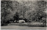 AK Foto Bad Blenhorst Park am Kurhaus b. Balge 1960