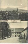 VERKAUFT !!!     AK Luftkurort Thiergarten Tiergarten bei Oberkirch Gasthof zum goldenen Hirsch 1911