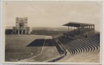 AK Foto Chemnitz Großkampfbahn Stadion Feldpost 1940