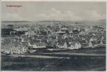 AK Schwenningen Ortsansicht Baden 1914