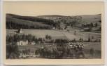 AK Foto Holzhau im Erzgebirge Ortsansicht bei Rechenberg-Bienenmühle 1950