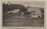 AK Hermsdorf bei Frauenstein Wanderheim der Stadt Freital Ansicht vom Gimmlitzbach 1925