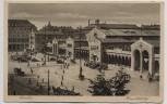 AK München Hauptbahnhof mit Autos 1910