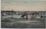 AK Sonderburg Sønderborg Panorama Ortsansicht Nordschleswig Dänemark 1910