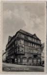 AK Pößneck Konditorei Kaffehaus Neubert Thüringen 1948