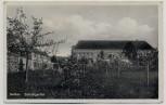 AK Dachau Partie im Schloßgarten 1935