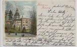 AK Gruss aus Gera Schloss Osterstein 1902